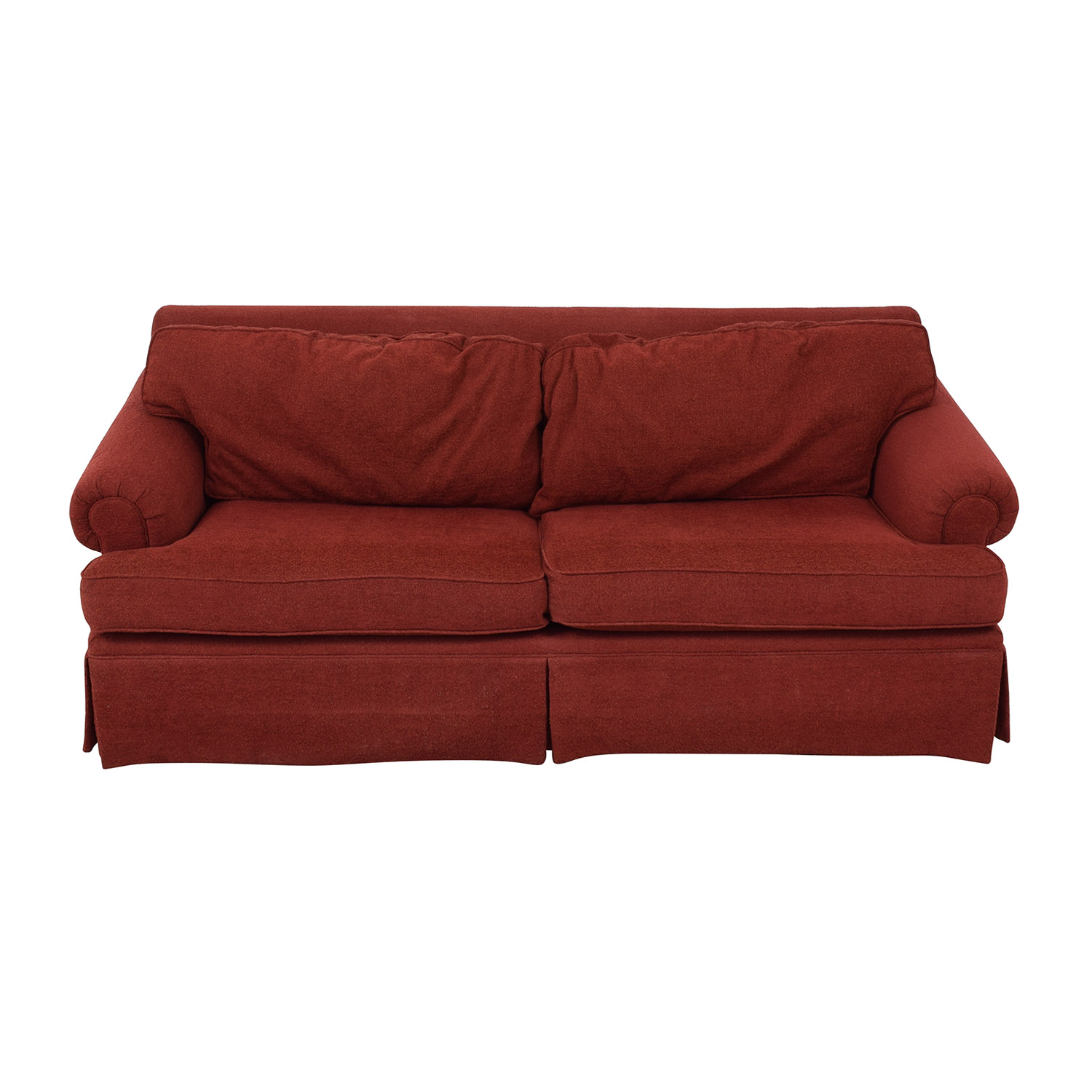 Baker Furniture Baker Furniture Milling Road Red Queen Pull Out Sofa used