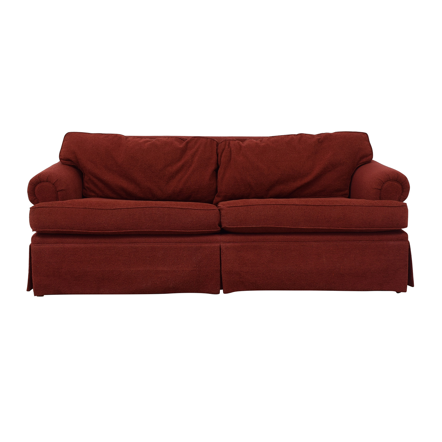 buy Baker Furniture Milling Road Red Queen Pull Out Sofa Baker Furniture