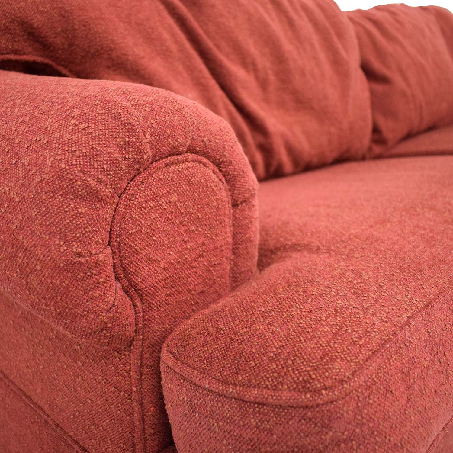 buy Baker Furniture Baker Furniture Milling Road Red Queen Pull Out Sofa online