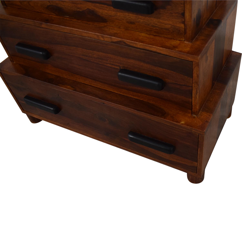 Anthropologie Anthropologie Brigitta Stacked Dresser Dressers