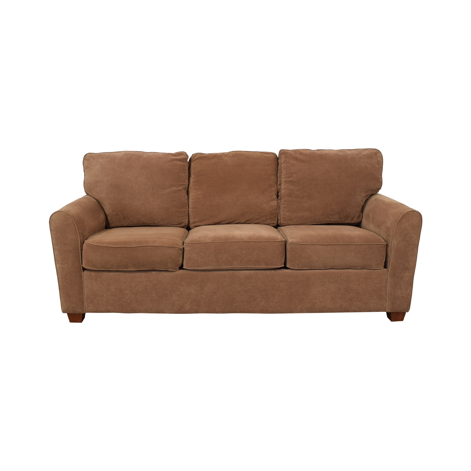 La-Z-Boy La-Z-Boy Stationary Three-Cushion Sofa second hand