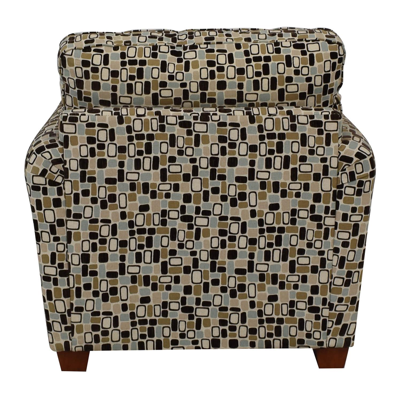 La-Z-Boy La-Z-Boy Patterned Armchair for sale