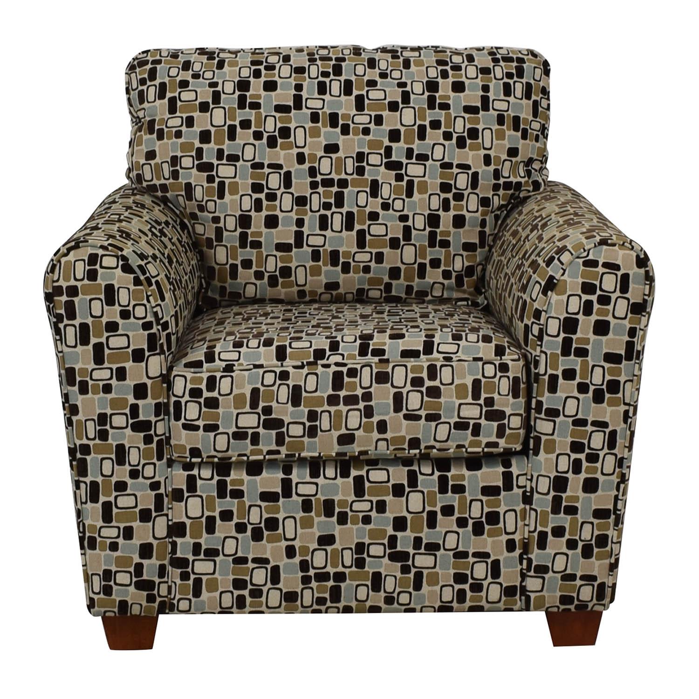La-Z-Boy La-Z-Boy Patterned Armchair Chairs