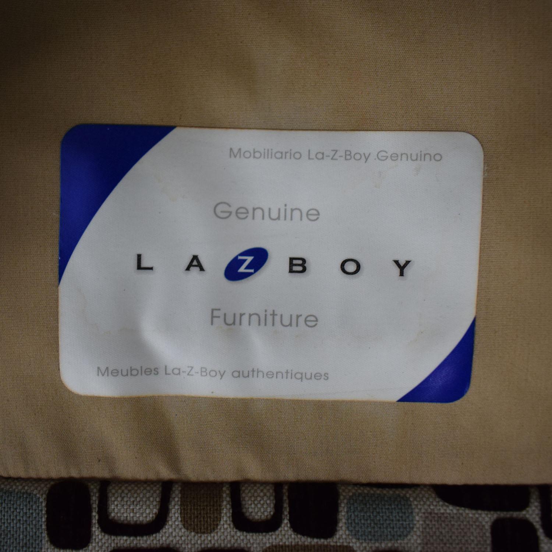 La-Z-Boy La-Z-Boy Patterned Armchair