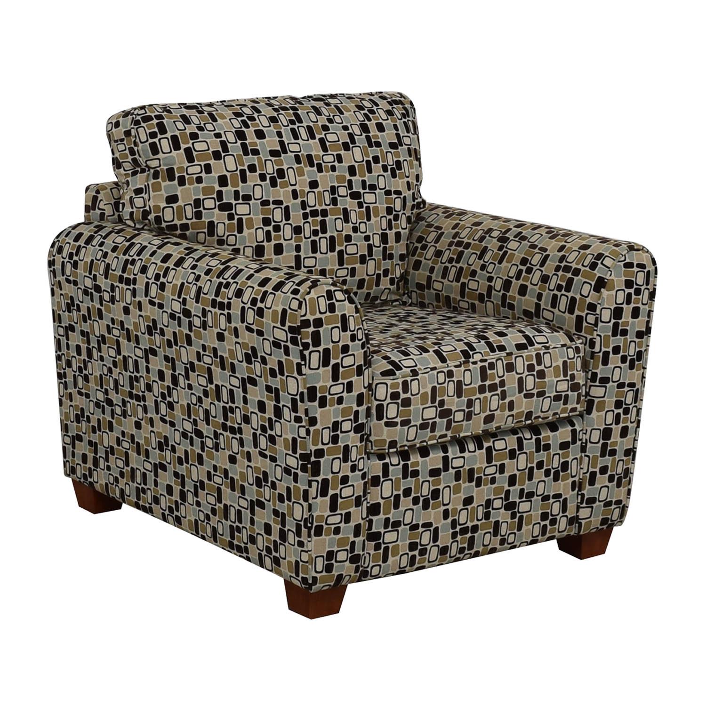 La-Z-Boy La-Z-Boy Patterned Armchair on sale