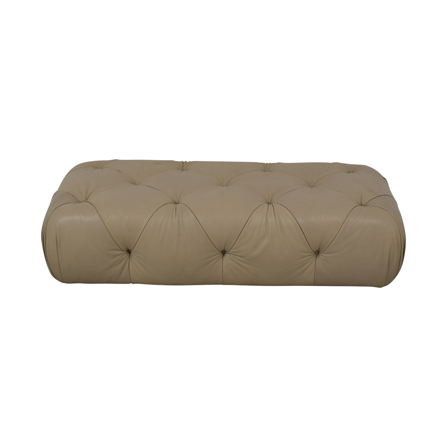Design Within Reach Design Within Reach Tufted Bench nyc