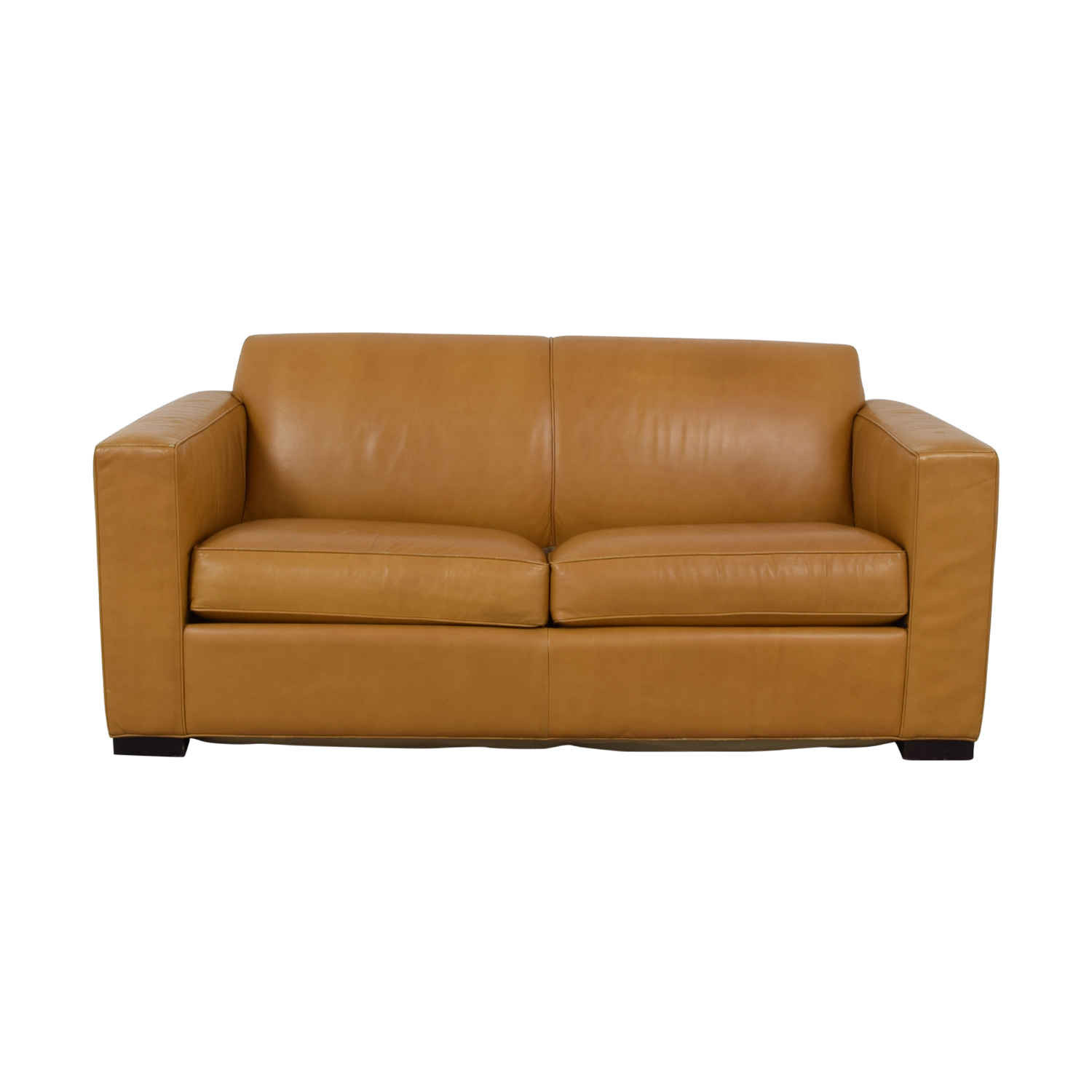 77% OFF - Leggett & Platt Leggett & Platt Full Sleeper Sofa / Sofas