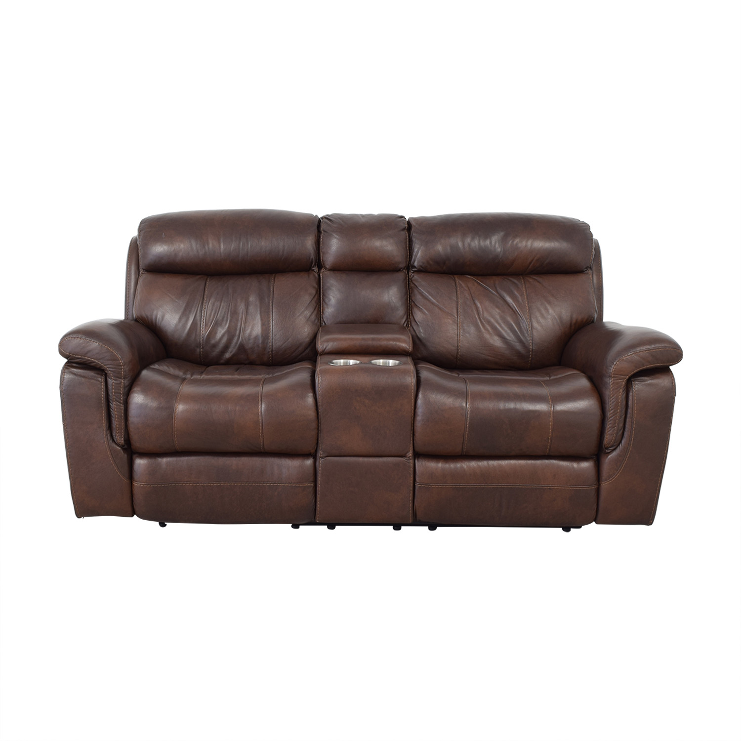 Costco Costco Davis Two-Piece Power Recliner on sale
