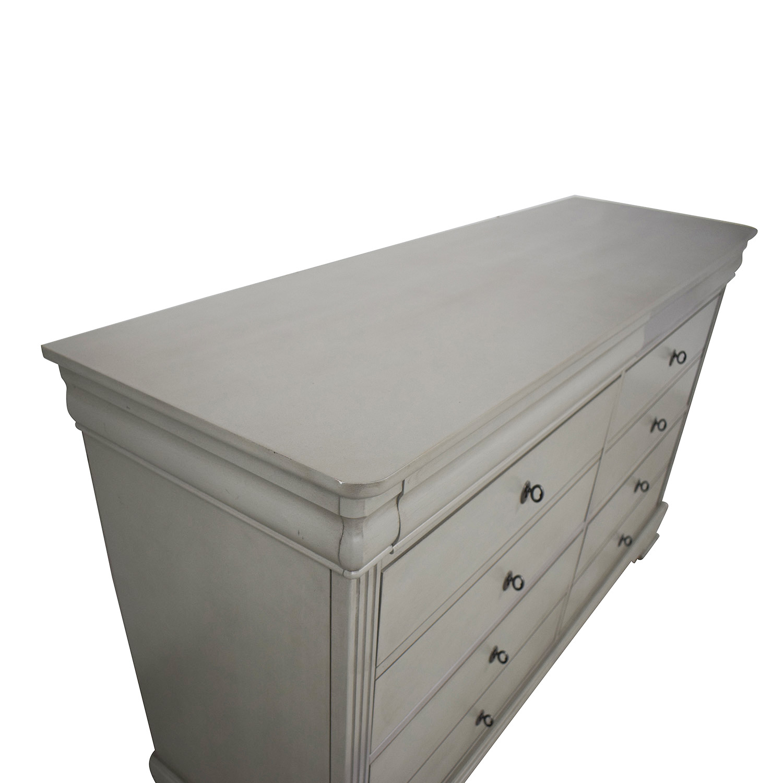 Vaughan-Bassett Vaughan-Bassett French Market Storage Six-Dresser Storage