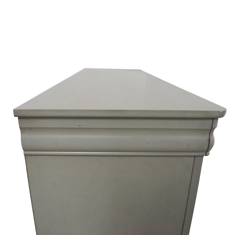 Vaughan-Bassett Vaughan-Bassett French Market Storage Six-Dresser used