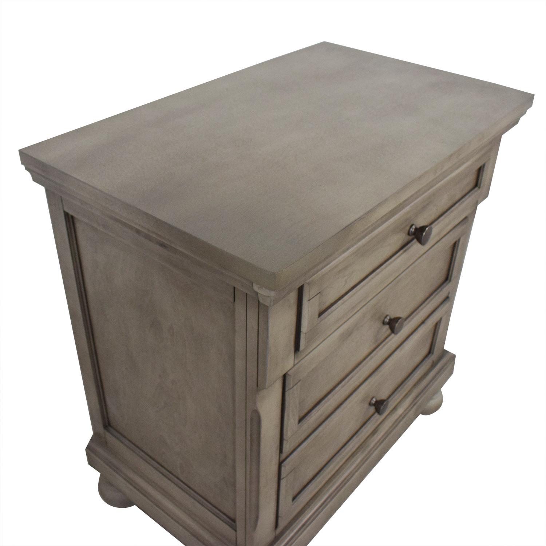 shop Ashley Furniture Lettner Nightstand Ashley Furniture Tables