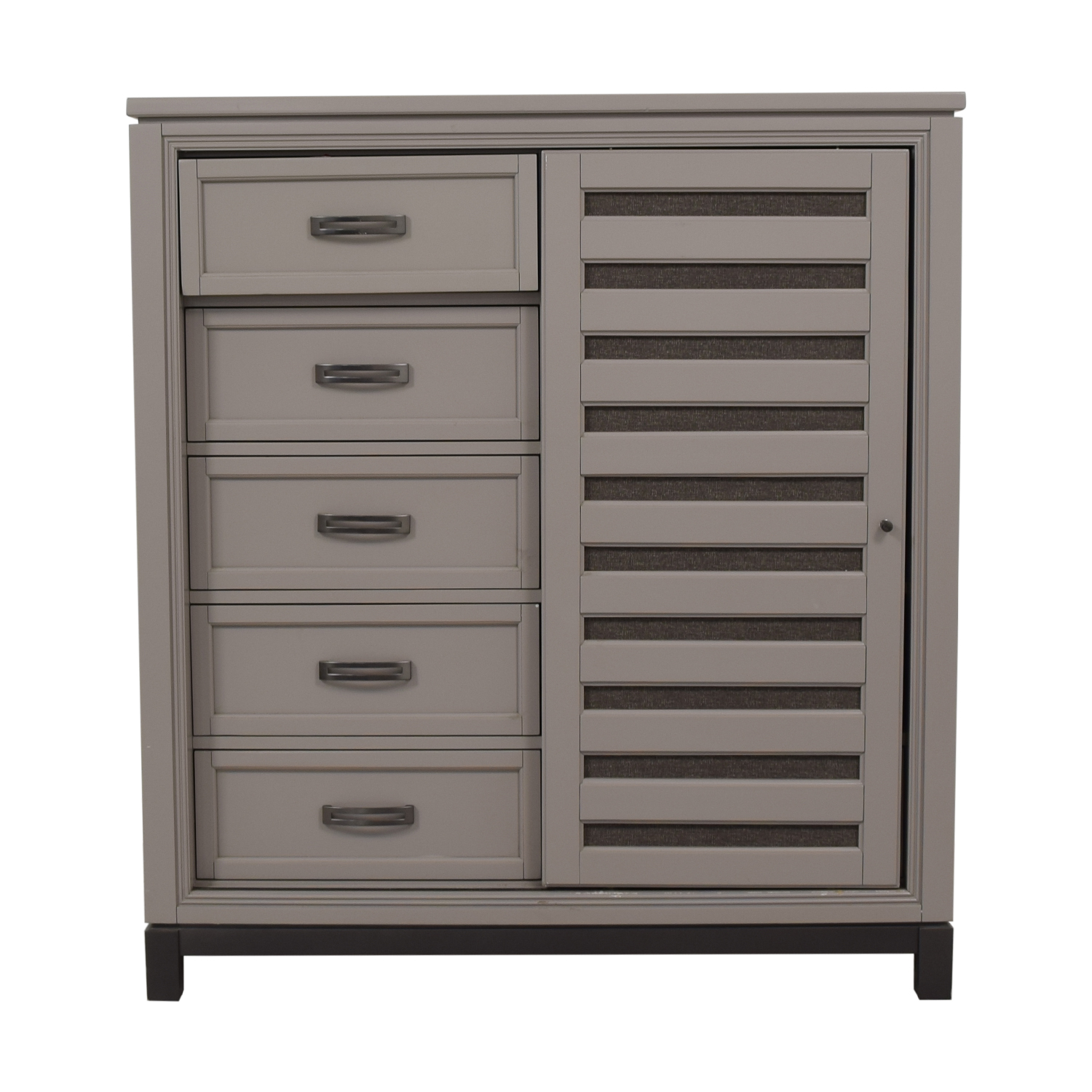 aspenhome Aspenhome Hyde Park Traditional Sliding Door Chest
