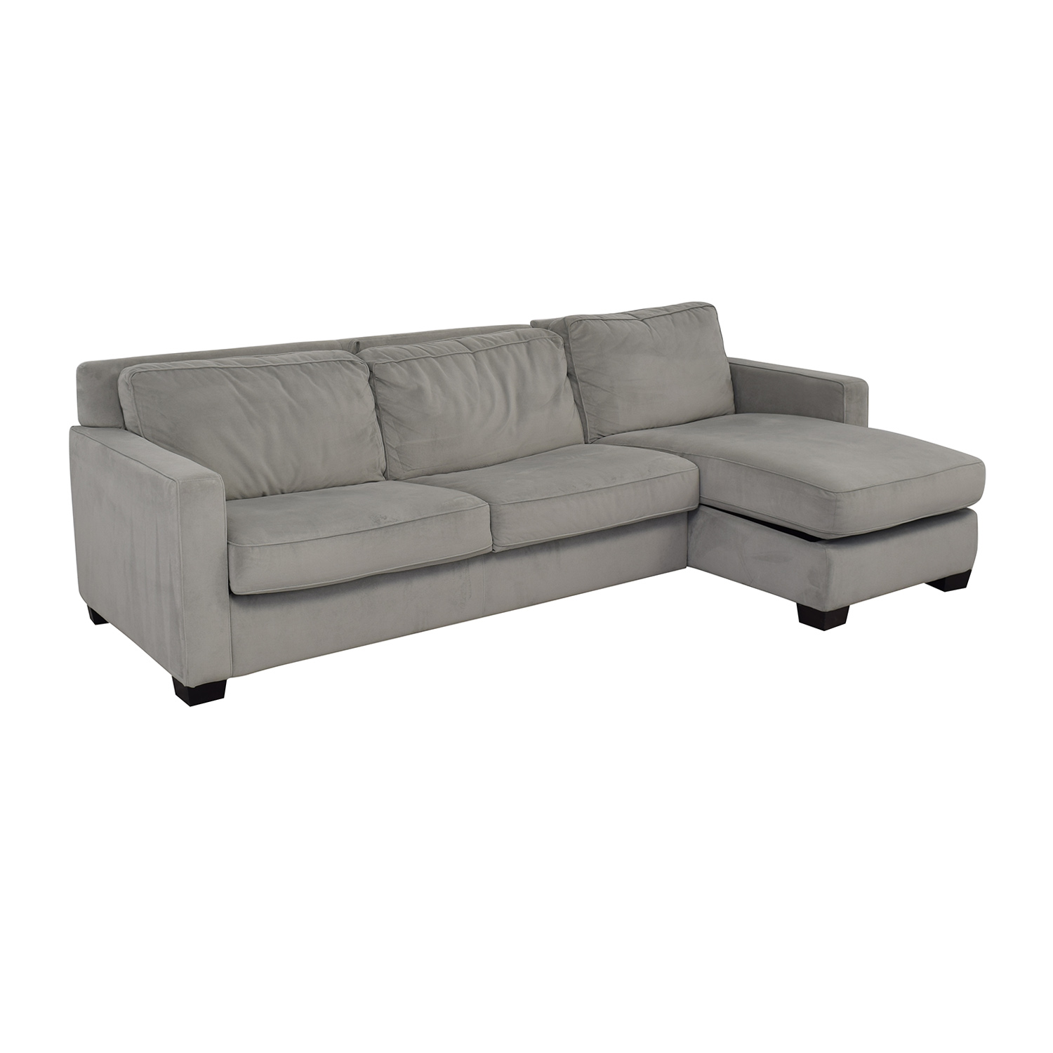 West Elm West Elm Henry Sectional Sofa Bed with Storage Sofas