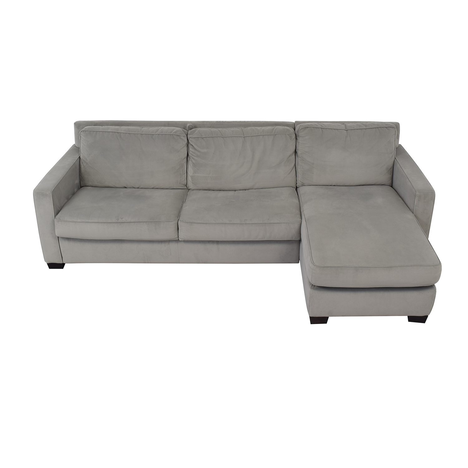 West Elm West Elm Henry Sectional Sofa Bed with Storage on sale