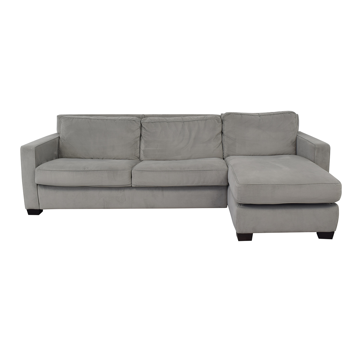 West Elm West Elm Henry Sectional Sofa Bed with Storage Sectionals