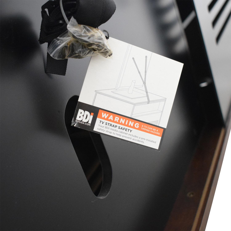 BDI Furniture BDI Furniture Corridor 8179 Media Cabinet