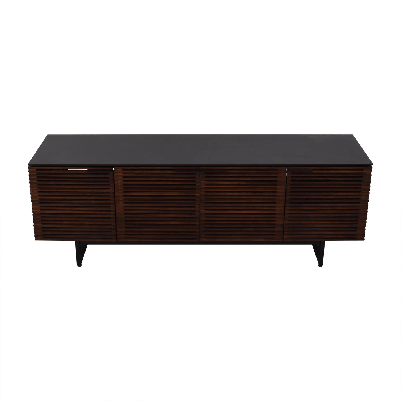 BDI Furniture BDI Furniture Corridor 8179 Media Cabinet dark brown