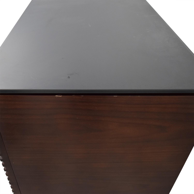 BDI Furniture BDI Furniture Corridor 8179 Media Cabinet dimensions