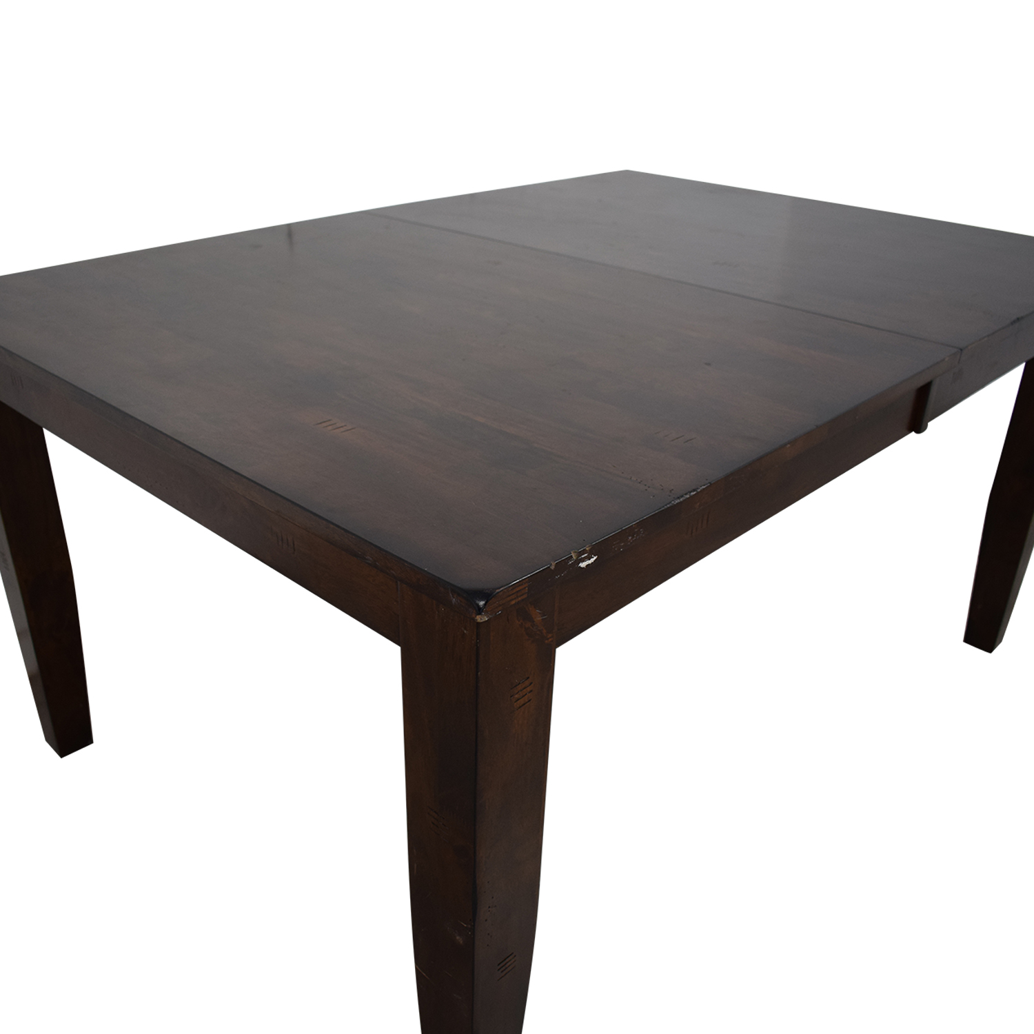Raymour & Flanigan Raymour & Flanigan Kona Dining Table with Leaf
