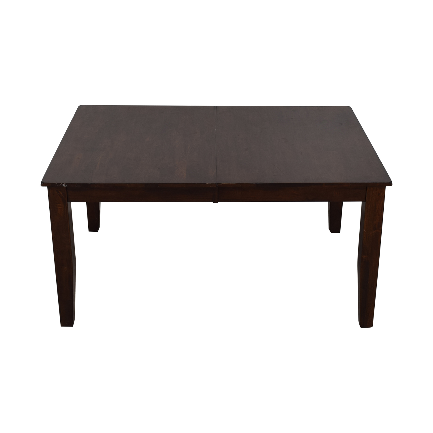 shop Raymour & Flanigan Kona Dining Table with Leaf Raymour & Flanigan Tables
