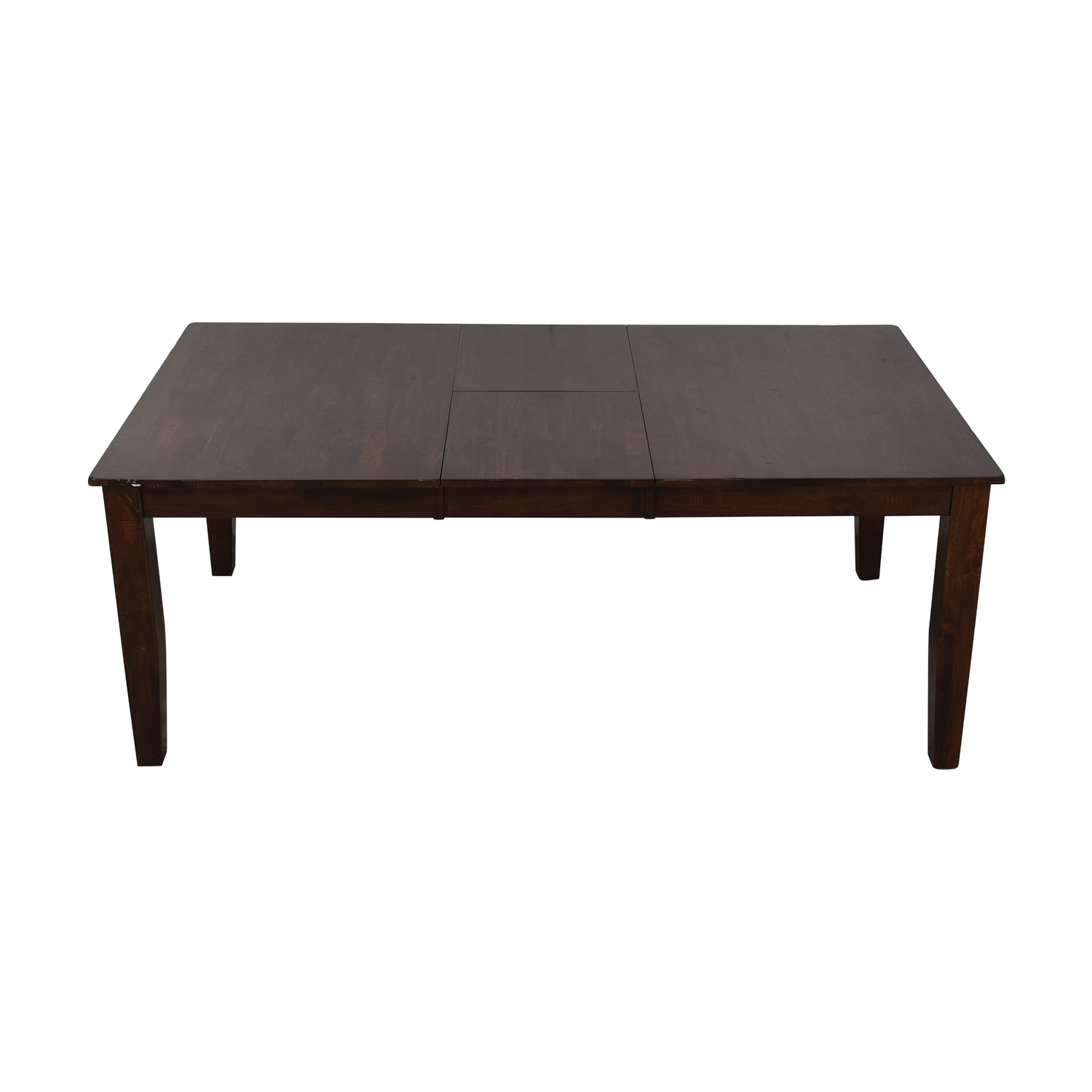 Raymour & Flanigan Kona Dining Table with Leaf / Tables