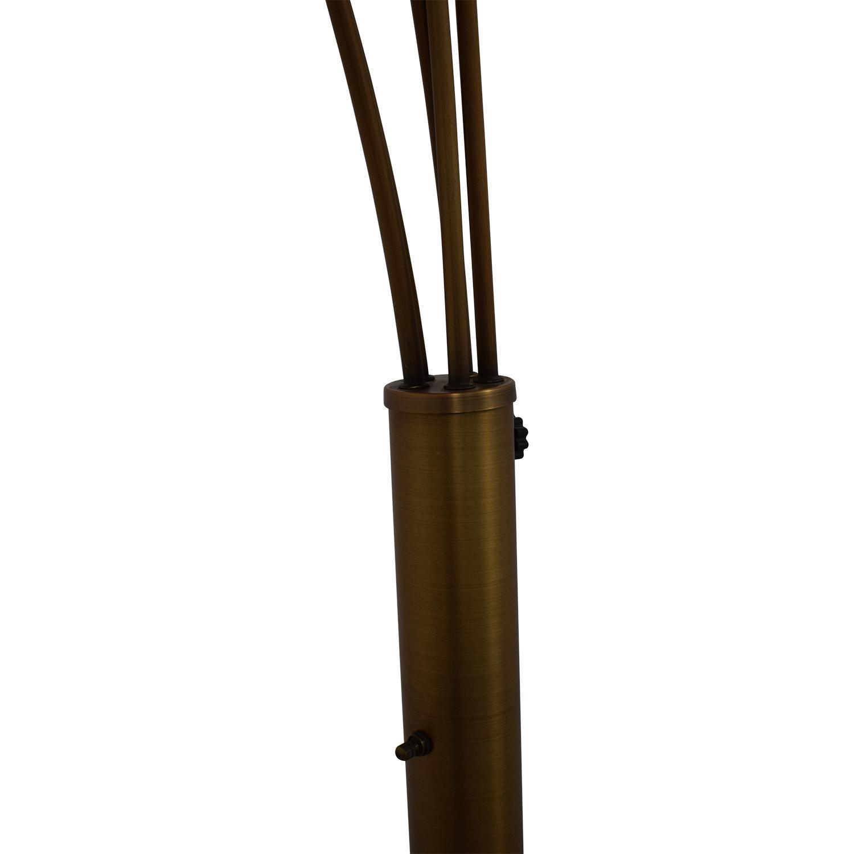 BiF Furniture BiF Furniture Arching Floor Lamp dimensions