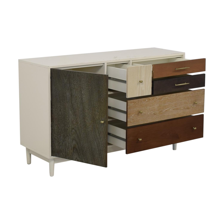 West Elm Patchwork Dresser / Dressers
