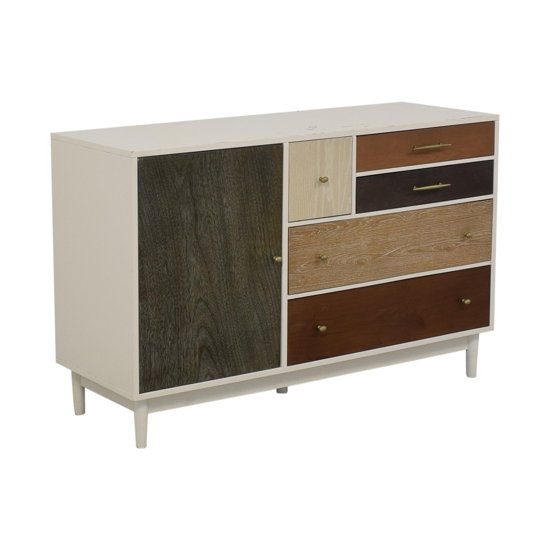 West Elm West Elm Patchwork Dresser used