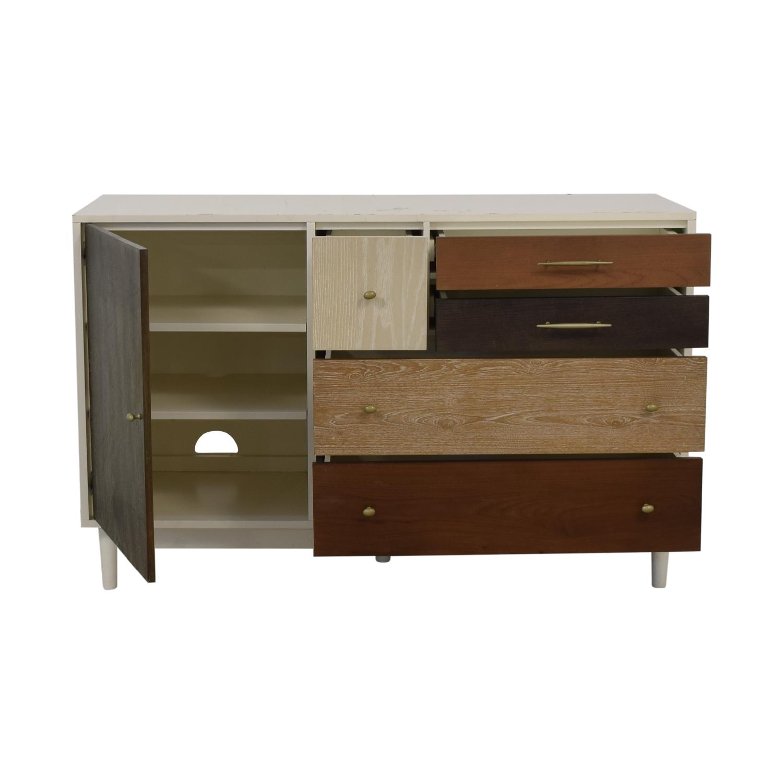 West Elm West Elm Patchwork Dresser for sale