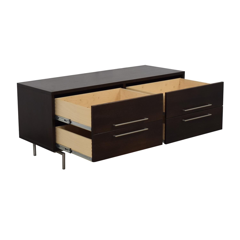 Room & Board Room & Board Four Drawer Dresser Dressers