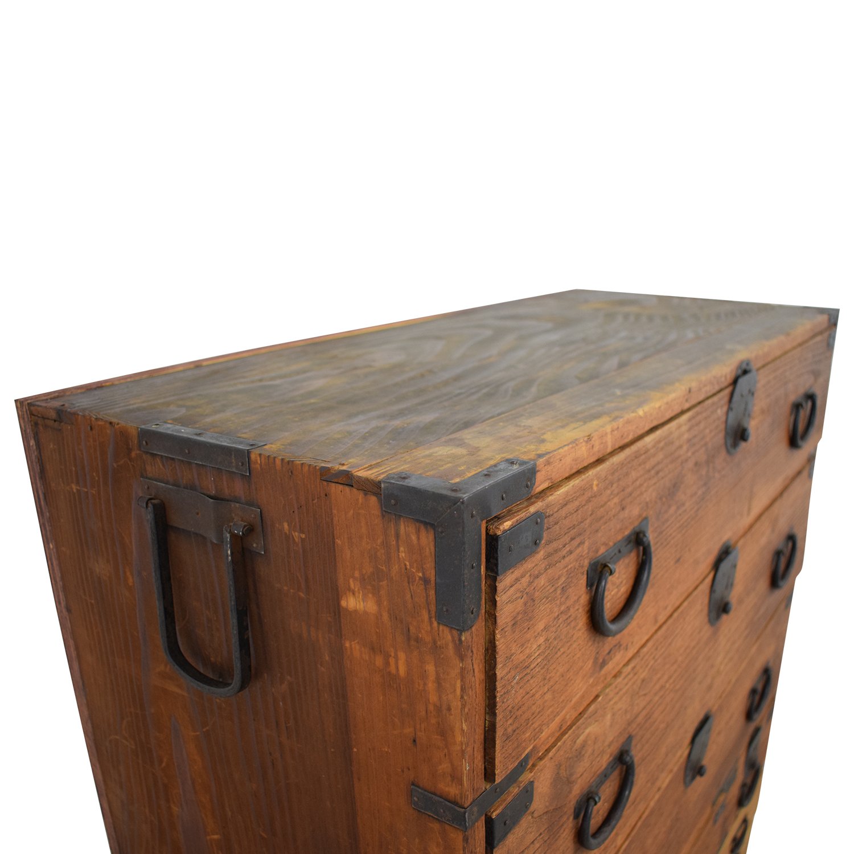buy Japanese Tansu Dresser