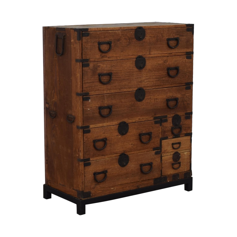 Japanese Tansu Dresser used