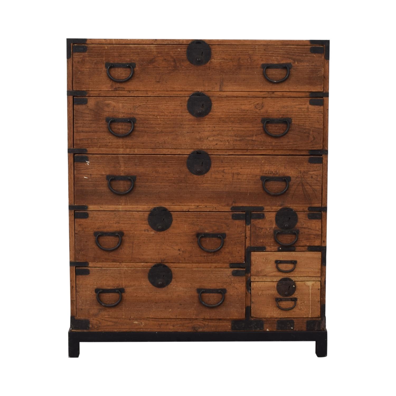 Japanese Tansu Dresser second hand
