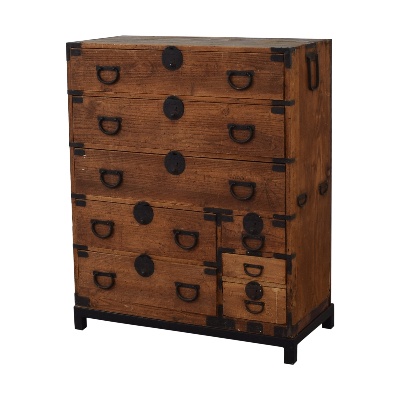 Japanese Tansu Dresser