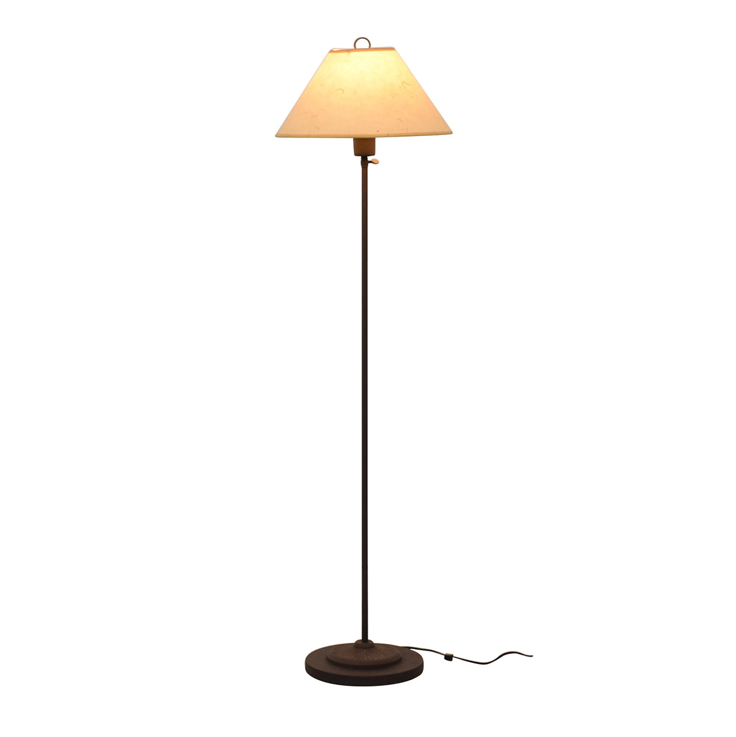 Pottery Barn Pottery Barn Floor Lamp used