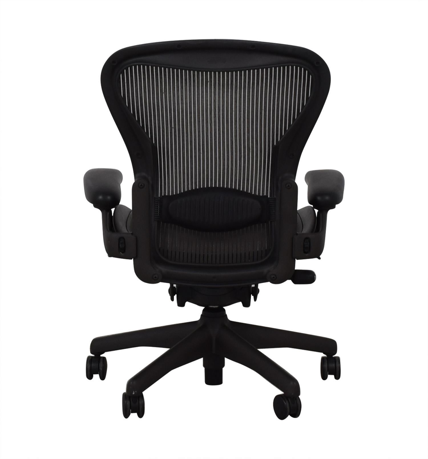 Herman Miller Herman Miller Aeron Office Chair used