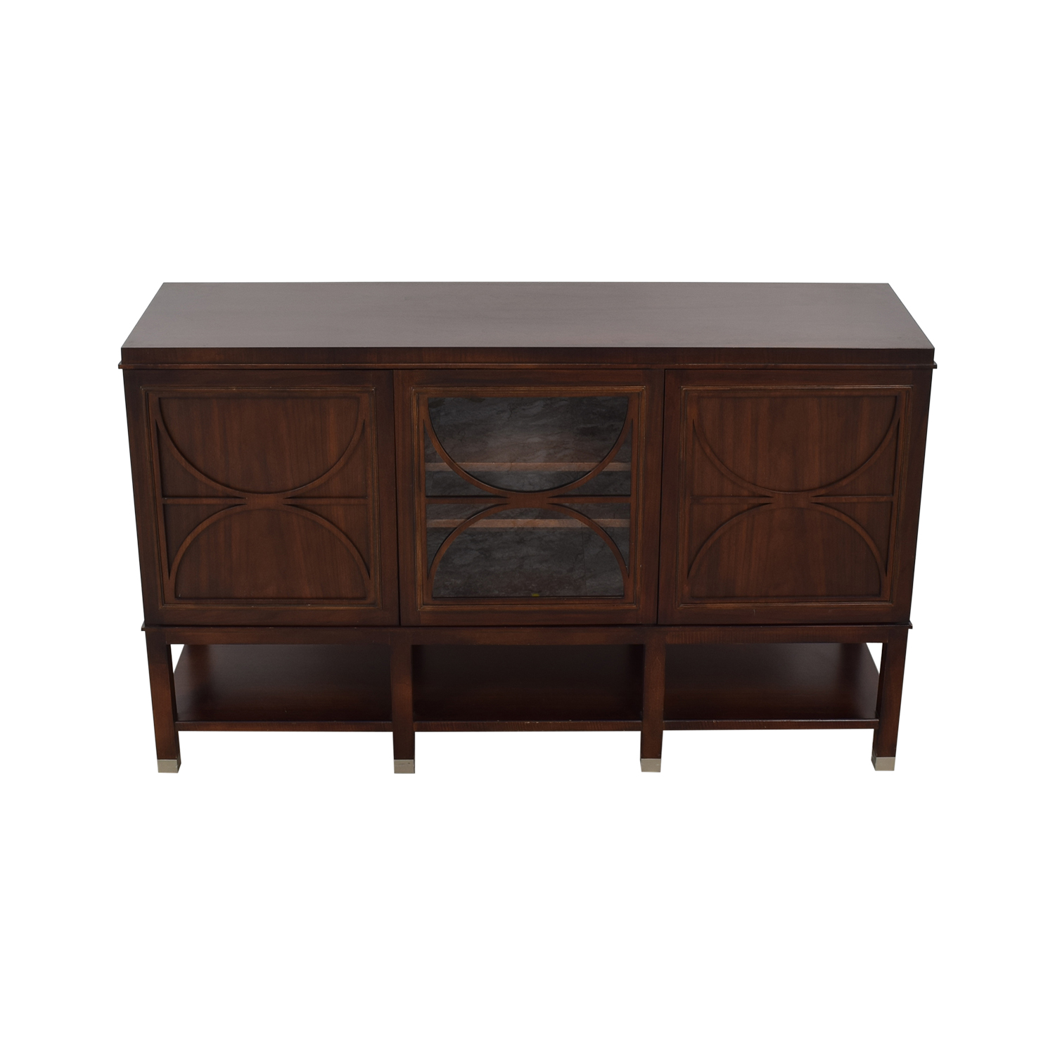 shop Hickory White Walnut Media Cabinet Hickory White Cabinets & Sideboards
