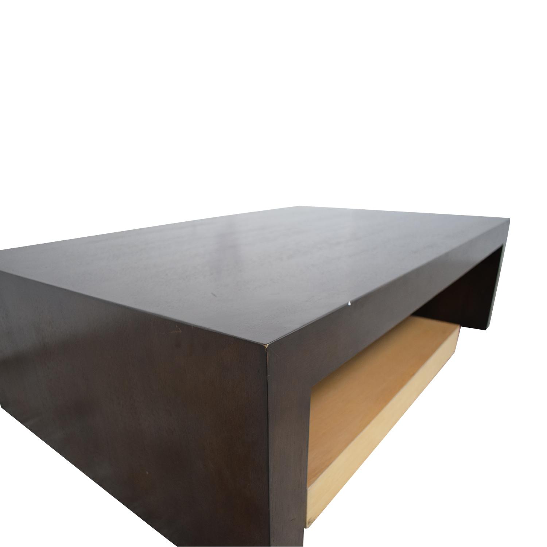 Custom Coffee Table dimensions