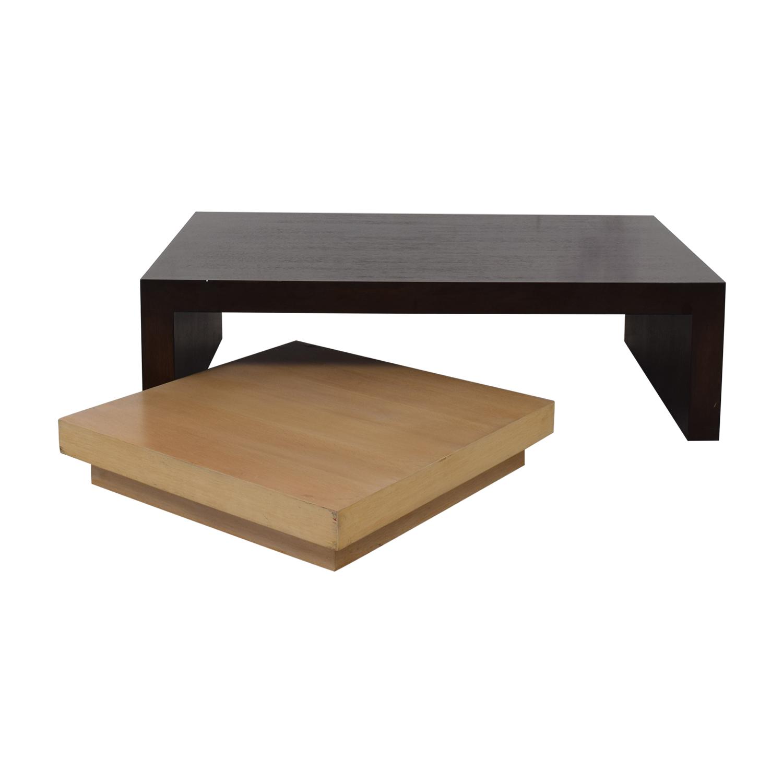 83% OFF   Custom Coffee Table / Tables