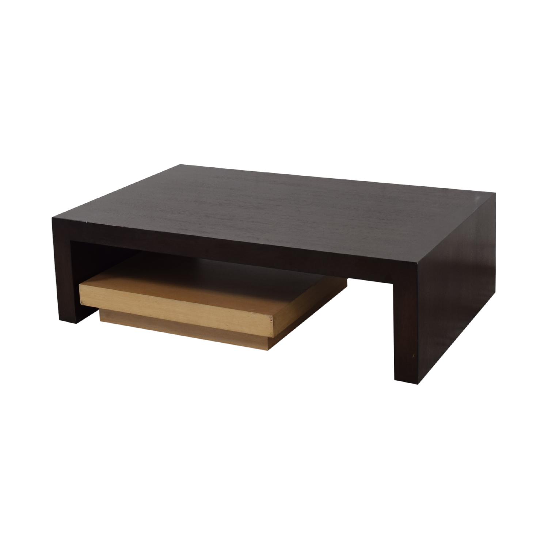 Custom Coffee Table used