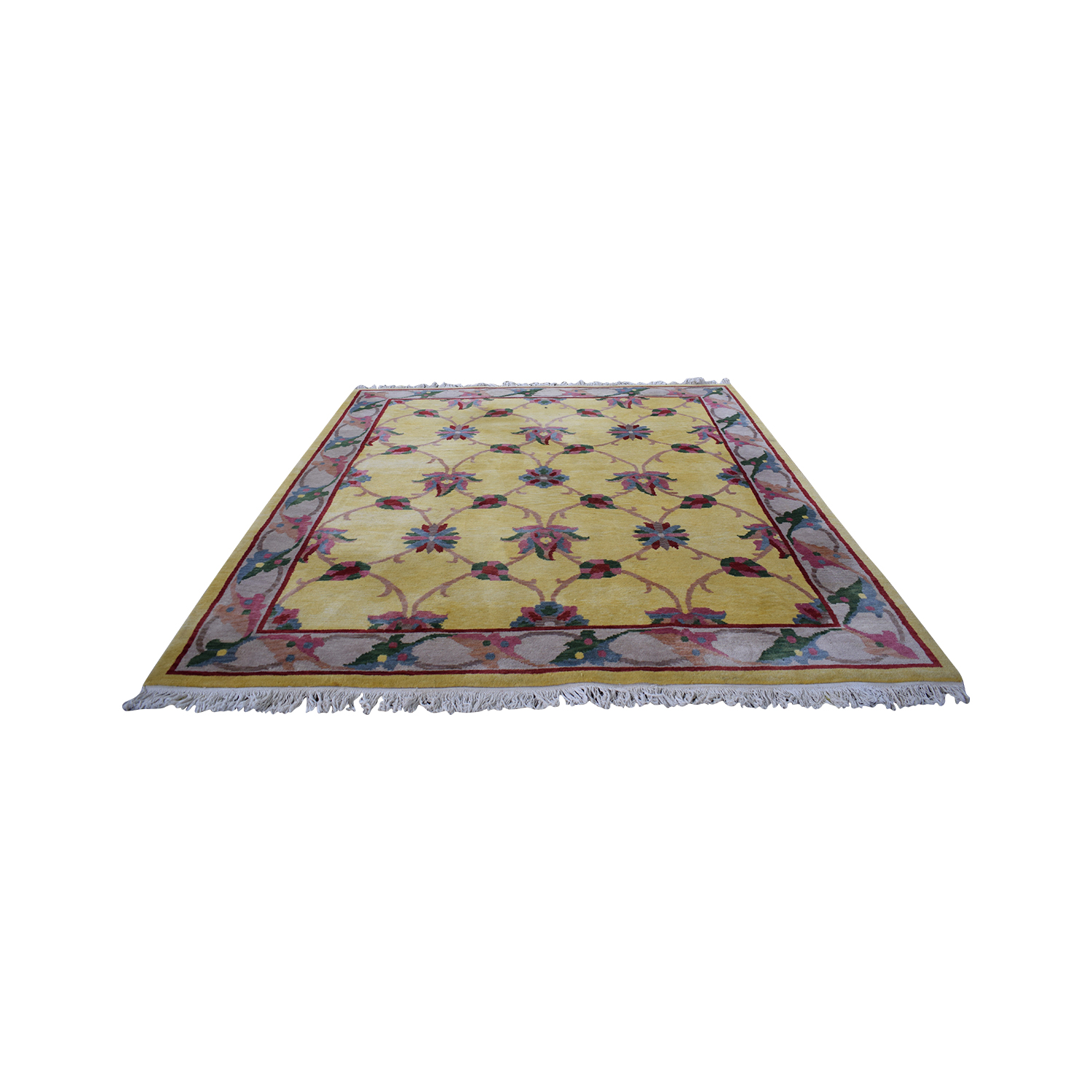 ABC Carpet & Home Oriental Wool Rug / Decor