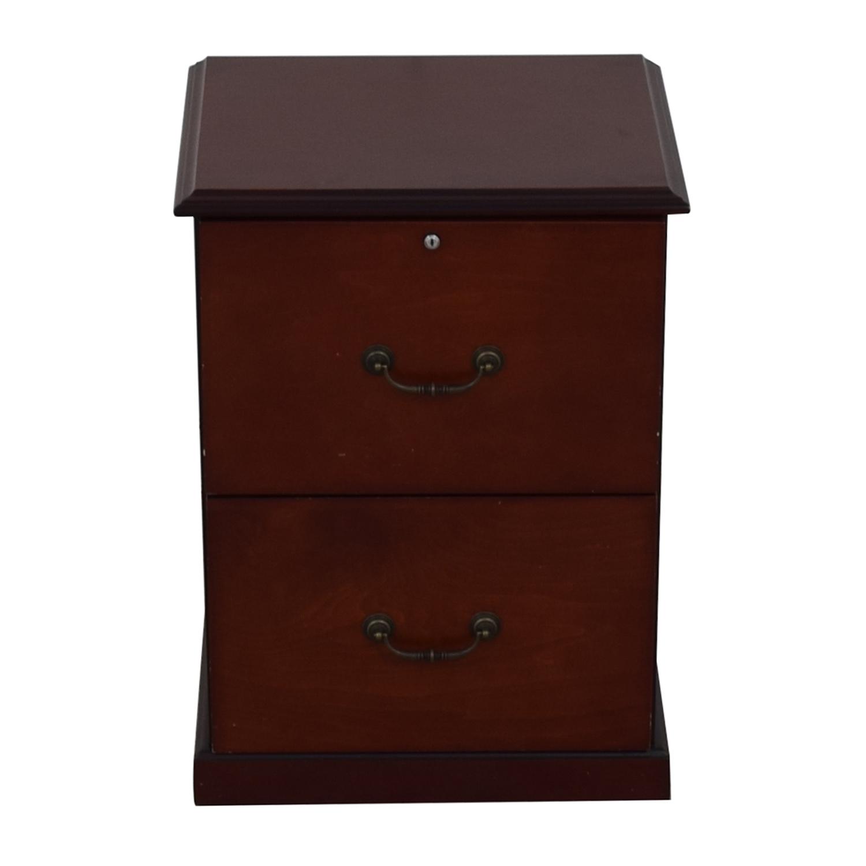 Staples Staples Two Drawer Filing Cabinet Filing & Bins