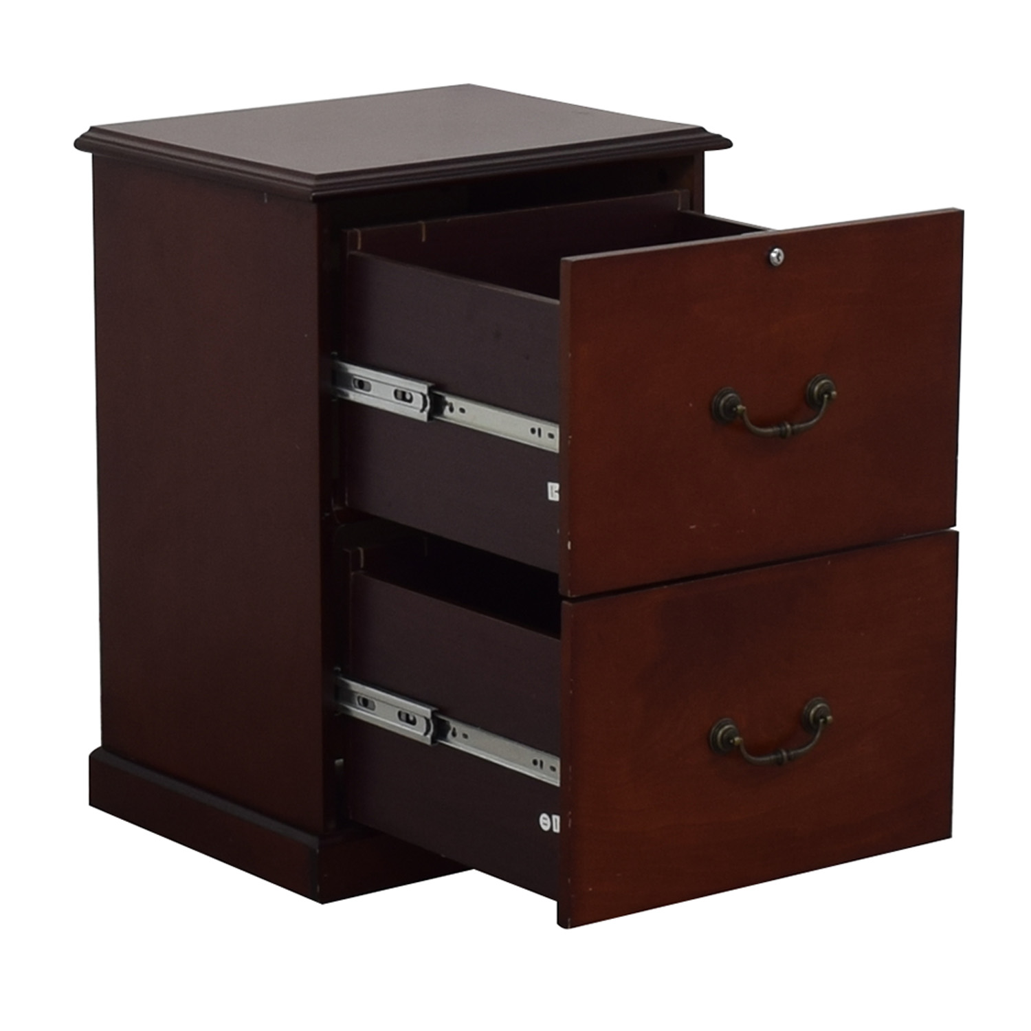 shop Staples Two Drawer Filing Cabinet Staples Storage