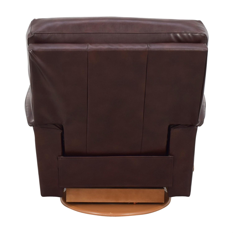 shop La-Z-Boy Joshua Rocking Recliner La-Z-Boy Chairs