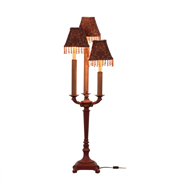 Antique Dual Mode Triple Lamp
