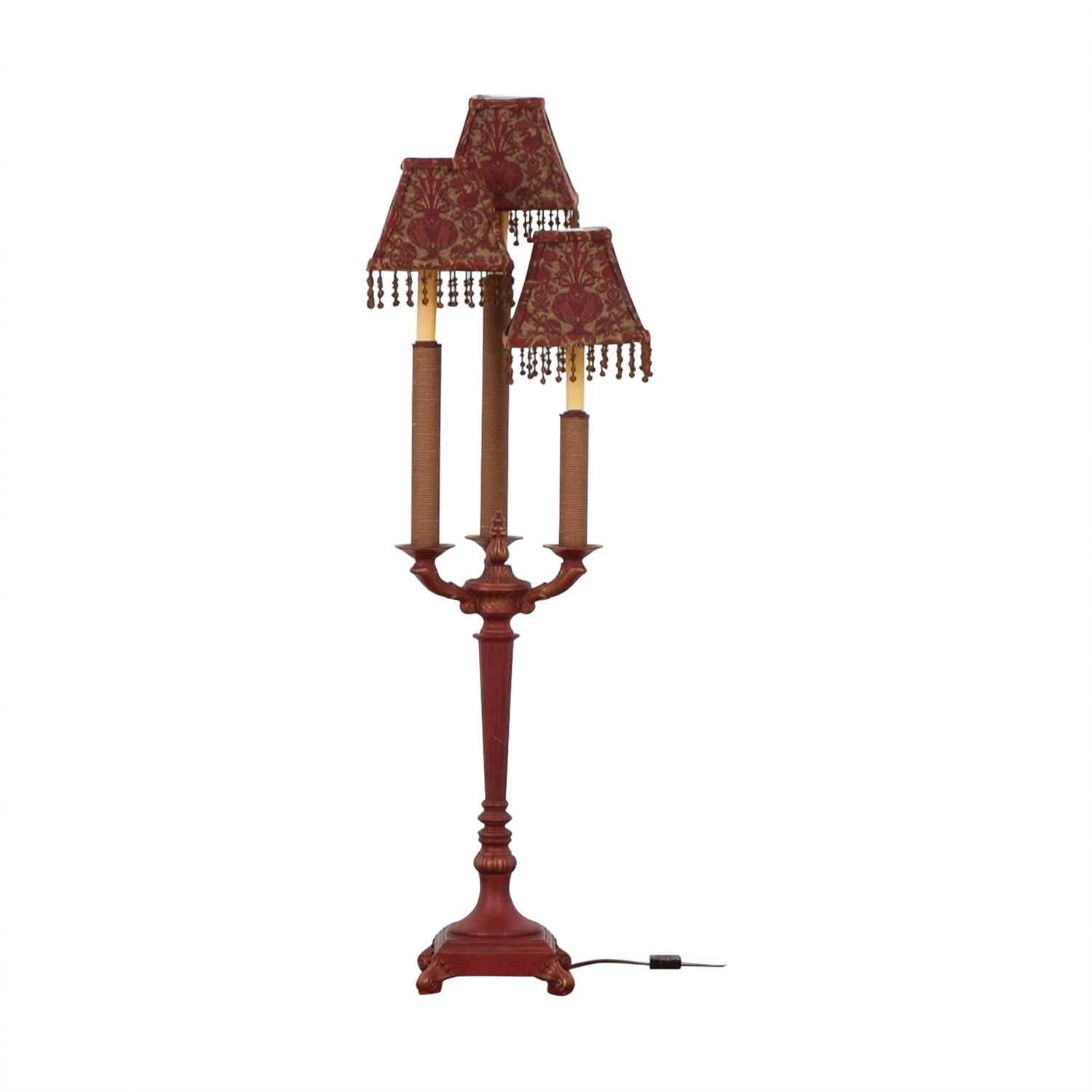 Antique Dual Mode Triple Lamp