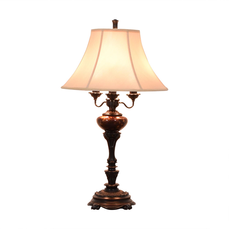 shop Ornate Candelabra Lamp  Decor