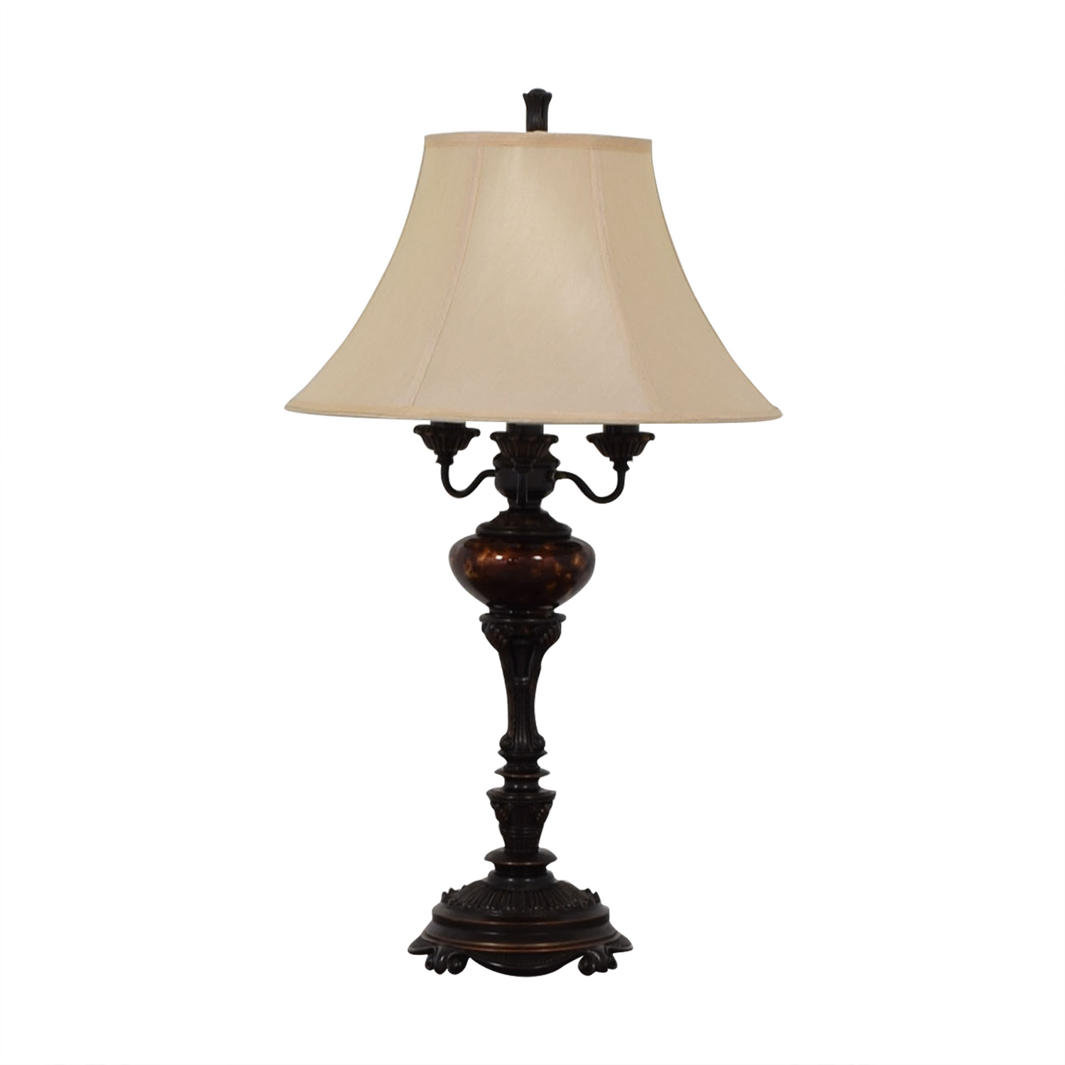 buy Ornate Candelabra Lamp