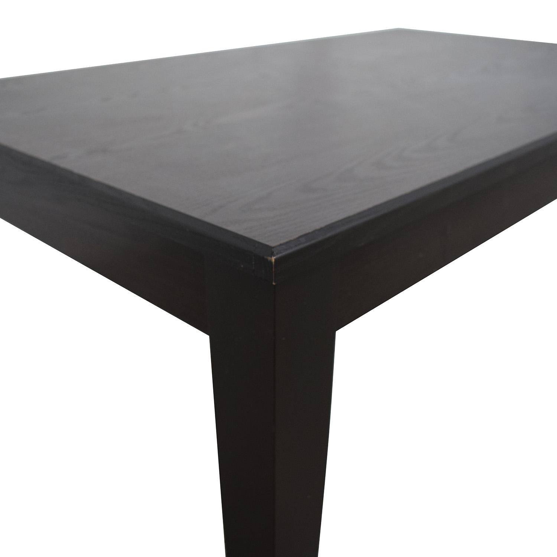 Cort Cort Black Coffee Table dimensions