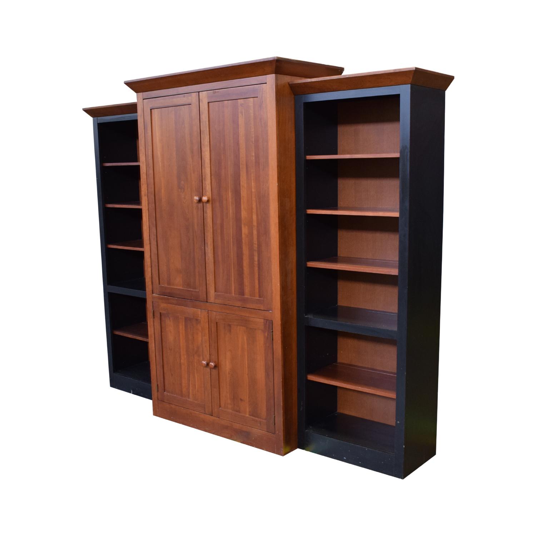 Ethan Allen American Impressions Entertainment Unit / Storage